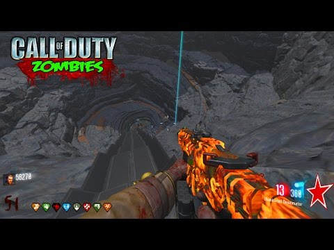 BRAND NEW PUZZLE MAP OMFG - BLACK OPS 3 ZOMBIES CUSTOM GAMEPLAY! (BO3 Zombies)