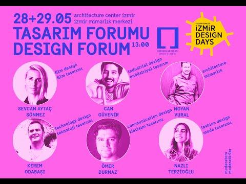 Moda Tasarımı - Izmir Design Days - Tasarım Forumu