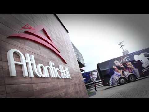 Vídeo Institucional Atlantic Hall - Pilar do Sul-SP
