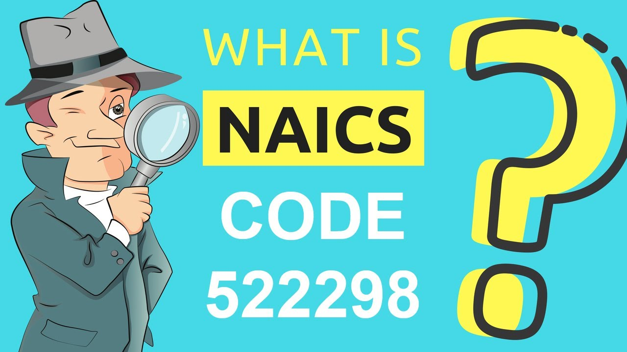 Naics Code 522298 Class Codes