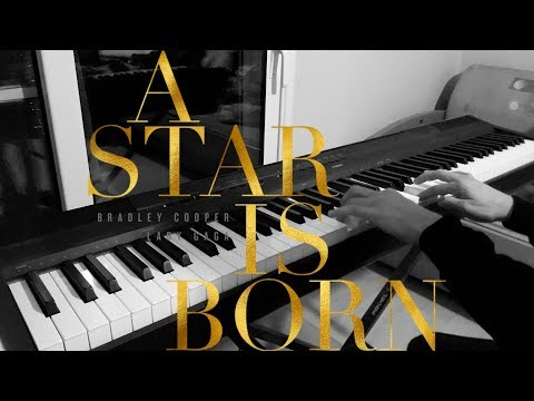 Lady Gaga - Always Remember Us This Way (from 'A Star Is Born' Soundtrack) | Piano Cover