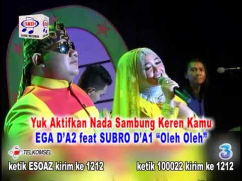 Oleh Oleh - EGA DA2 feat SUBRO DA1 (Official Music Video)