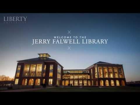 Jerry Falwell Library at Liberty University