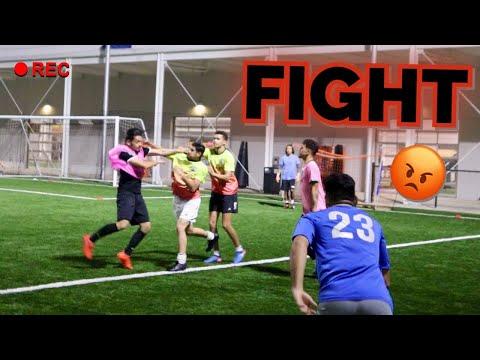 FIGHT BREAKS OUT IN SOCCER MATCH❗️MUST WATCH❗️  