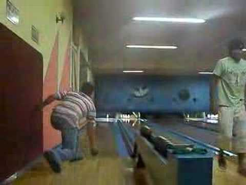 Bowling In Rural Argentina I
