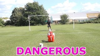 Dangerous Penalty Challenge