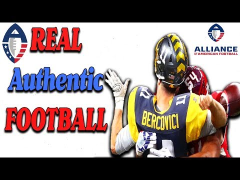 10 Ways the AAF is Better Than The NFL & XFL!  (And Why You Should Watch)