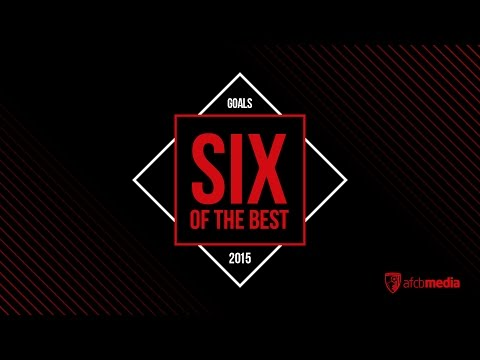 2015 | Six of the best... Goals