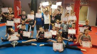 Egzaminy kickbokserów w Fight Academy Ostrołęka