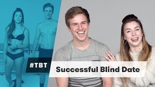 Successful Blind Date (Aaron & Analisa) | #TBT | Cut