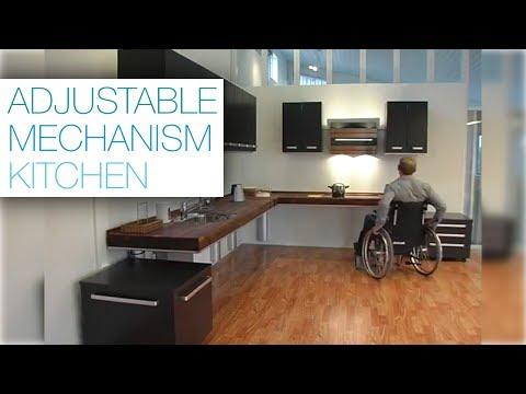enware---pressalit-care-height-adjustable-mechanism-kitchen