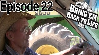 """TRACTORS EVERYWHERE!  """"Stauffer Repair and Salvage"""" BRING 'EM BACK TO LIFE Ep 22 (Full Episode)"""