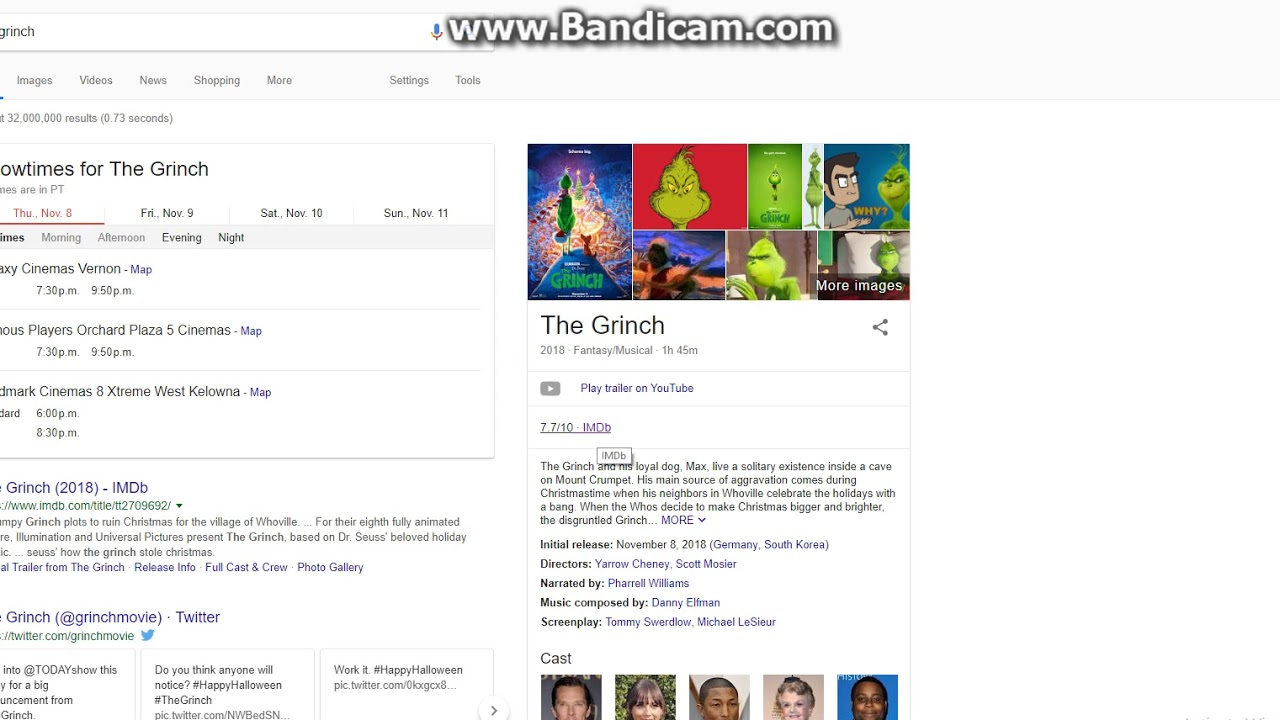 The Grinch? - YouTube