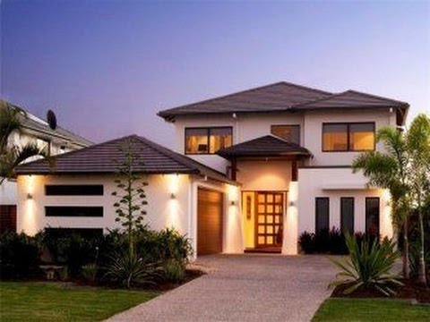 Kerala house model low cost beautiful kerala home design for Two storey house plans in kerala