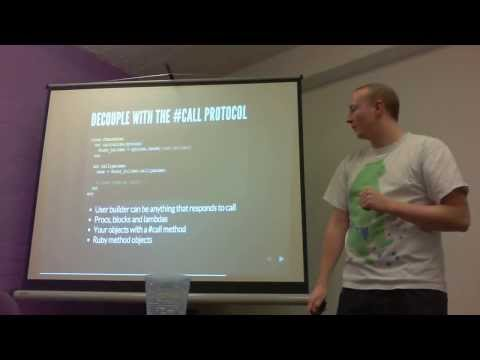 ScotRUG - Improve your code with Dependency Injection by Stephen Best