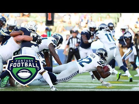 Chris Carson is a guy you want on your fantasy roster   Fantasy Focus   ESPN