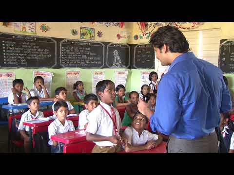 Global Classroom Master Sessions by Santosh Talaghatti - ZPPS Hinjewadi