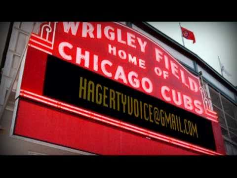 Michael Hagerty Chicago Cubs PA Announcer Audition