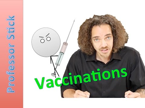 "Dangerous Anti-Vaccination Ideas by Pseudoscientific ""Doctor"""