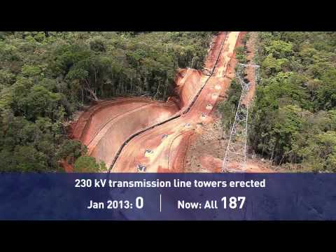 Minas-Rio update, November 2013 - Anglo American