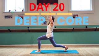 #DAY 20 - 21 DAY MOVEMENT CHALLENGE