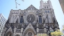 Cathedral of St John (World's Largest Anglican Cathedral) - New York City