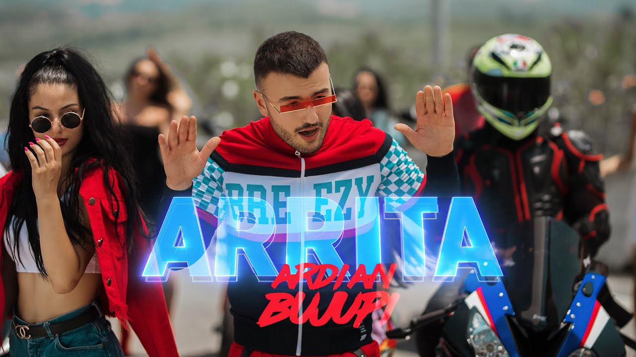 Ardian Bujupi - ARRITA (prod. by Kostas K.)