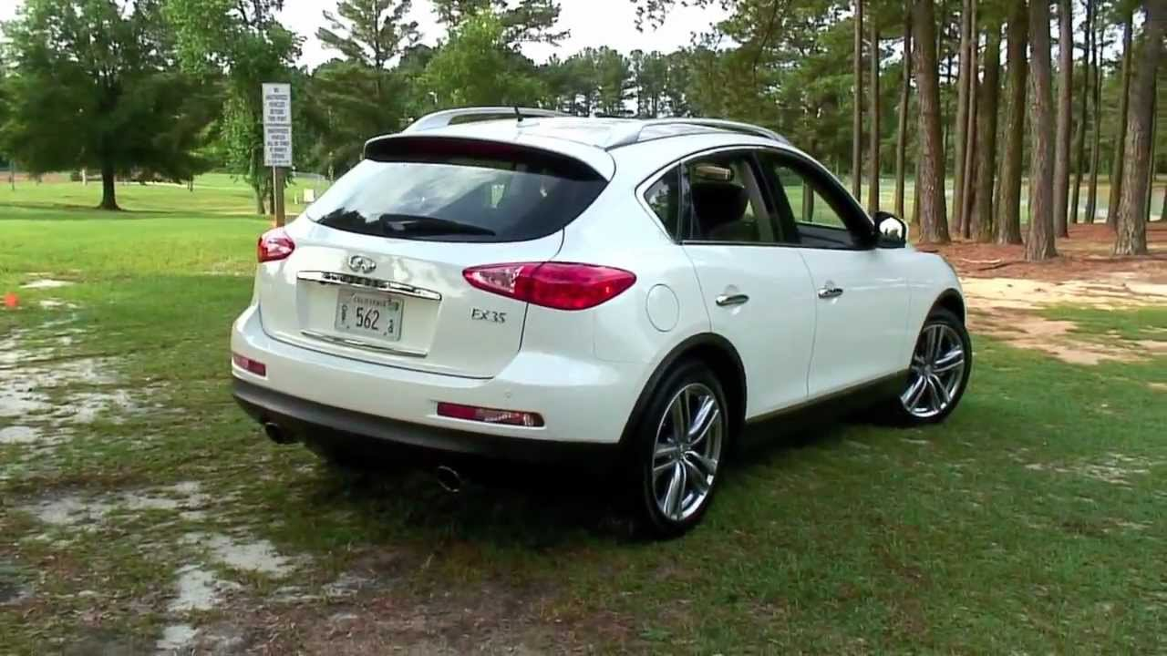 2012 infiniti ex35 journey rwd suv detailed walkaround youtube vanachro Image collections