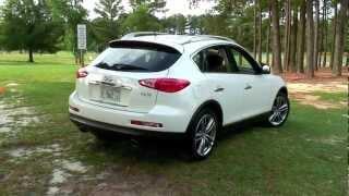 2012 Infiniti EX35 Journey RWD SUV, Detailed Walkaround