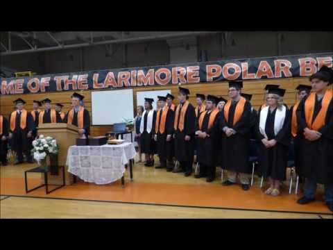 Larimore High School Graduation 2016
