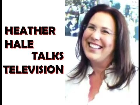 Break Into Television: Brown Bag Lunch Interview with television producer Heather Hale