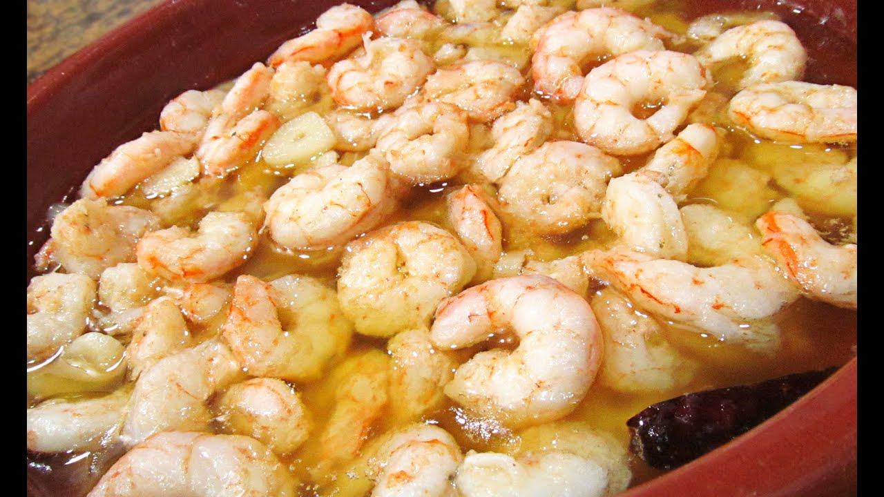 Image Result For Receta Gambas Al Ajillo