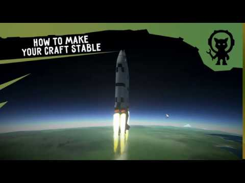 KSP Experiments - How to make your craft stable