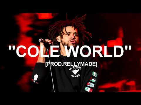 "[FREE] ""Cole World"" J Cole x Drake Type Beat (Prod.RellyMade)"