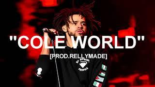"[FREE] ""Cole World"" J Cole x Drake Type Beat (Prod.RellyMade)"