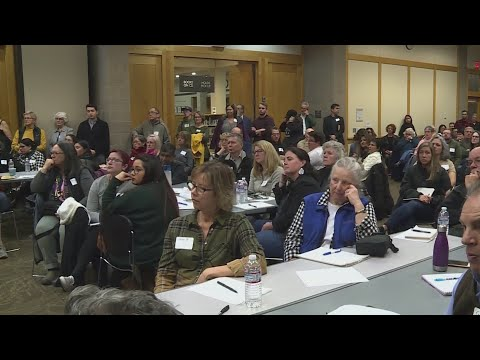 Metro Hears From Public On Tax To Help The Homeless