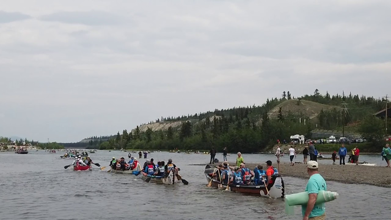 Yukon River Quest 2019