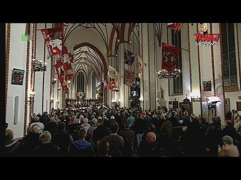 Msza św. w Bazylice Archikatedralnej w Warszawie w intencji Ofiar Katastrofy Smoleńskiej