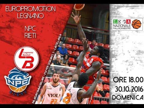 Step Back   pt 2   Legnano vs Rieti