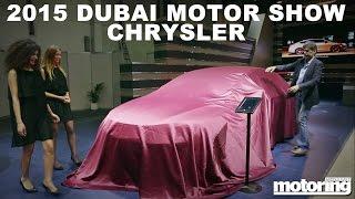 2015 Dubai Motor Show: Chrysler