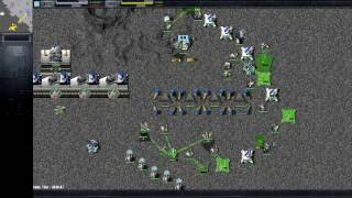 Total Annihilation Gameplay: Game 1