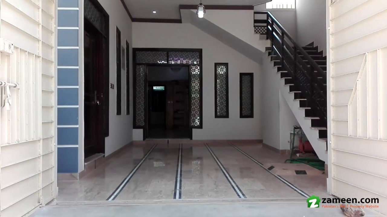 240 Sq  Yd  GROUND + 1 BUNGALOW IS AVAILABLE FOR SALE IN SAADI TOWN SCHEME  33 KARACHI