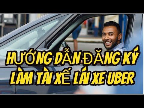 Hướng Dẫn Đăng Ký Làm Tài Xế Uber Chỉ Trong 3 Phút