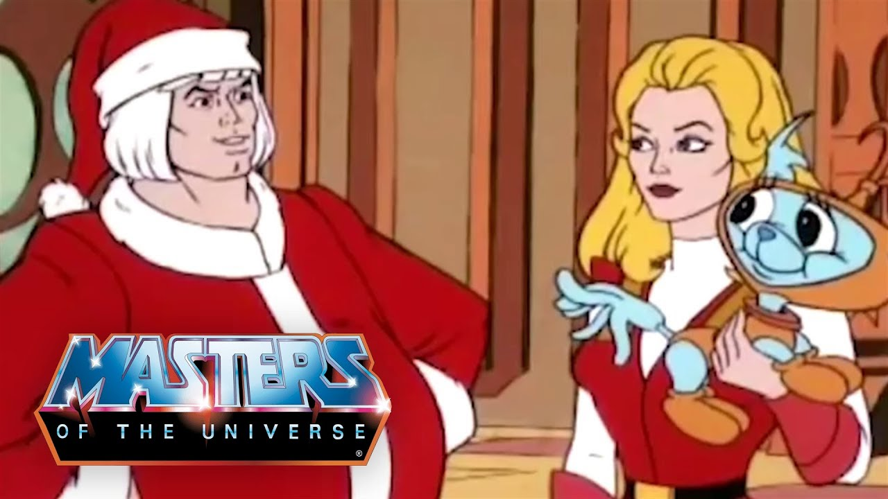 He Man Christmas.He Man Official He Man And She Ra A Christmas Special He Man Full Episode