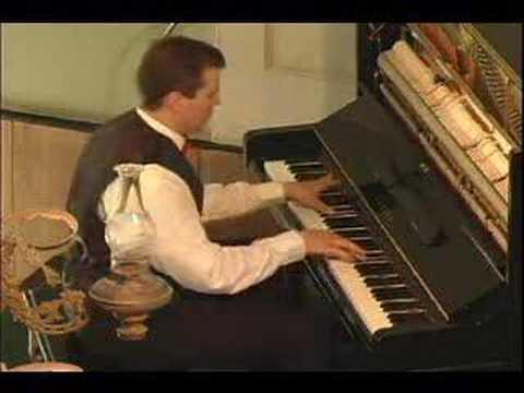 DOUG's SUPER FAST RAGTIME PIANO