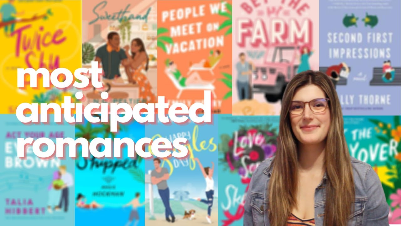Download 23 MOST ANTICIPATED ROMANCE RELEASES OF 2021| BOOKMAS DAY 7