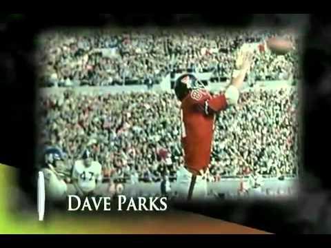 CFBHoF Member Dave Parks
