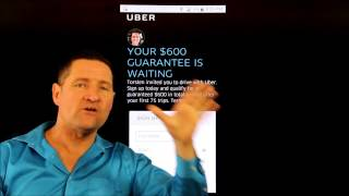 Huge $600 Uber driver referral rewards when you join, plus how to get your retroactive Uber bonus..
