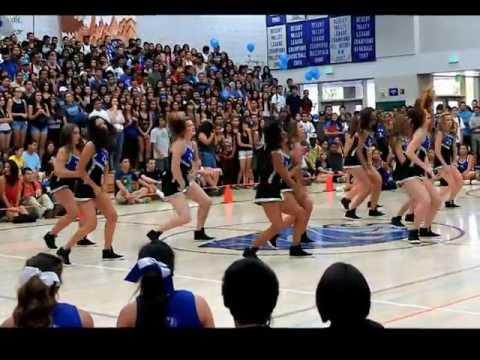 cchs' dance team