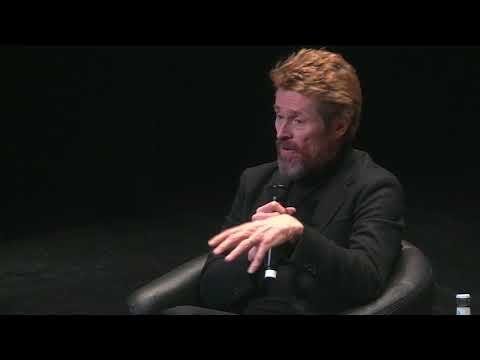 "BT 2018 | Willem Dafoe | ""Berlinale Homage: A Journey through Time with Willem Dafoe"""